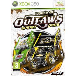 World of Outlaws Sprint Cars [ENG] (używana) (X360)