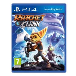 Ratchet & Clank [ENG] (używana) (PS4)