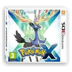 Pokemon X [ENG] (używana) (3DS)
