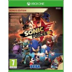 Sonic Forces [POL] (używana) (XONE)