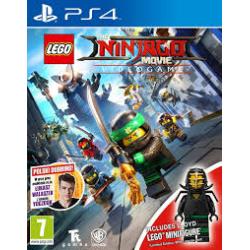 LEGO NINJAGO MOVE VIDEOGAME + MINIFIGURE [POL] (nowa) (PS4)