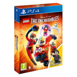 LEGO THE INCREDIBLES+FIGURKA [POL] (nowa) (PS4)