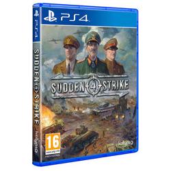 Sudden Strike 4 [POL] (używana) (PS4)