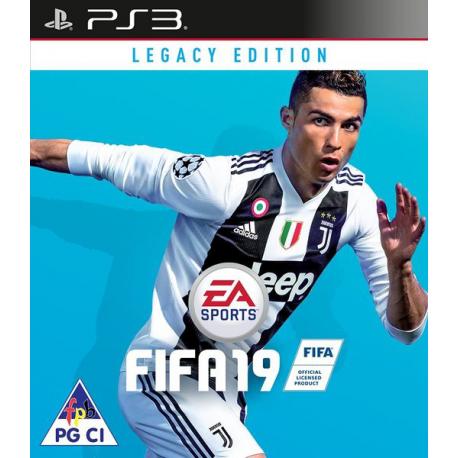 Fifa 19 [POL] (nowa) (PS3)