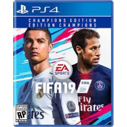 Fifa 19 Edycja Mistrzowska Preorder 28.09.18 [POL] (nowa) (PS4)
