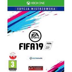 Fifa 19 Edycja Mistrzowska Preorder 28.09.18 [POL] (nowa) (XONE)