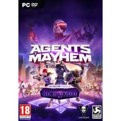 Agents of Mayhem [ENG] (nowa) (PC)