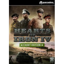 Hearts of Iron IV [POL] (nowa) (PC)