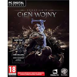 Middle Earth Shadow of War [POL] (nowa) (PC)