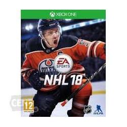NHL 18 [ENG] (używana) (XONE)
