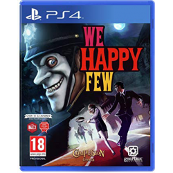 We Happy Few [ENG] (nowa) (PS4)
