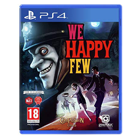 We Happy Few [ENG] (nowa) (PS4)