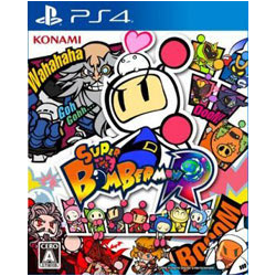 Super Bomberman R Shiny Edition [ENG] (nowa) (PS4)