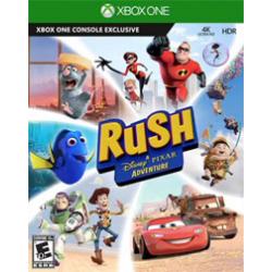 Rush [POL] (używana) (XONE)