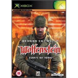 Return to Castle Wolfenstein Tides of War [ENG] (używana) (XBOX)