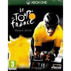 LE TOUR DE FRANCE 2015 [ENG] (używana) (XONE)