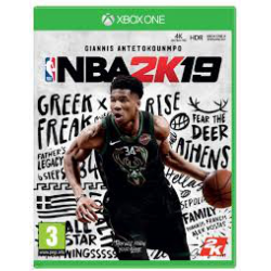 NBA2K19 [ENG] (nowa) (XONE)