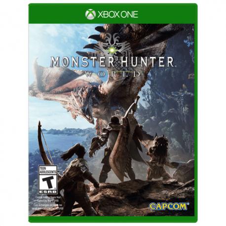 Monster Hunter World [POL] (używana) (XONE)