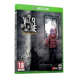 This War of Mine The Little Ones [POL] (używana) (XONE)
