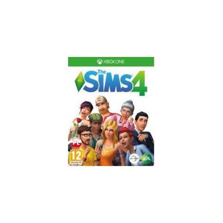 THE SIMS 4 [POL] (używana) (XONE)