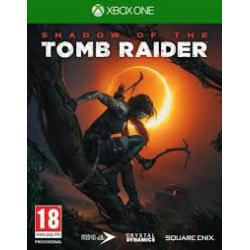 SHADOW OF THE TOMB RAIDER [POL] (używana) (XONE)