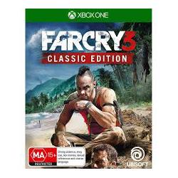 Far Cry 3 CLASSIC EDITION (używana) (XONE)