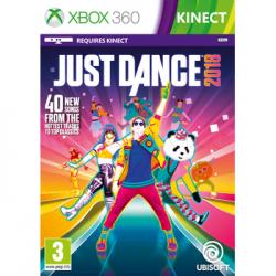 Just Dance 2018 [ENG] (nowa) (X360)