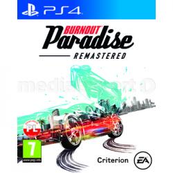 Burnout Paradise [POL] (używana) (PS4)