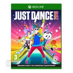 Just Dance 2018 [ENG] (używana) (XONE)