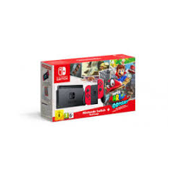 Nintendo SWITCH RED [ENG] (używana) (Switch)