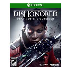 DISHONORED DEATH OF THE OUTSIDER [ENG] (nowa) (XONE)