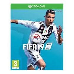 FIFA 19  [POL] (używana) (XONE)