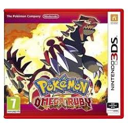 POKEMON OMEGA RUBY [ENG] (używana) (3DS)