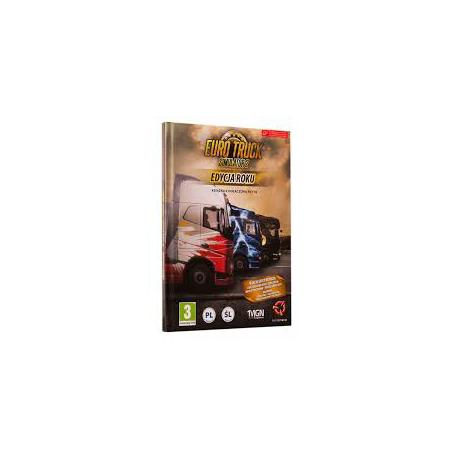 euro truck simulator 2 EDYCJA ROKU [POL] (nowa) (PC)