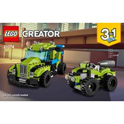 LEGO CREATOR 31074 (nowa)