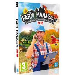 FARM MANAGER 2018 [POL] (nowa) (PC)
