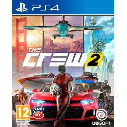 The Crew 2 [POL] (nowa) (PS4)