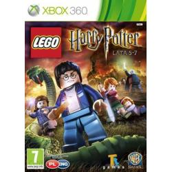 LEGO Harry Potter Lata 5-7 [ENG] (nowa) (X360)