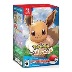 Pokémon: Let's Go, Eevee! Poké Ball Plus Bundle [ENG] (nowa) (Switch)