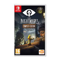 LITTLE NIGHTMARES COMPLETE EDITION [ENG] (używana) (Switch)