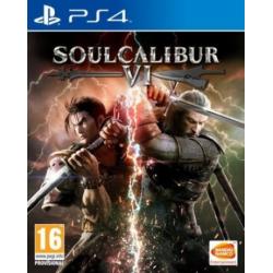 Soul Calibur VI [ENG] (używana) (PS4)