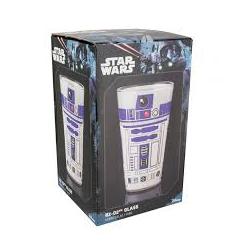 SZKLANKA STAR WARS R2 D2 (nowa)