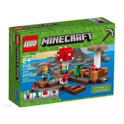 KLOCKI LEGO MINECRAFT 21129 (nowa)