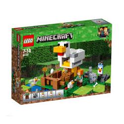 KLOCKI LEGO MINECRAFT 21140 (nowa)