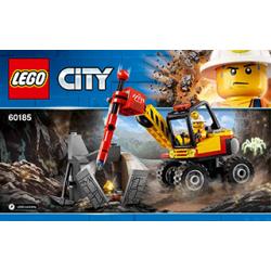 Lego 60185 (nowa)