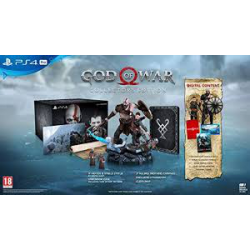 God of War Collector's Edition [POL] (nowa) (PS4)