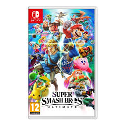 SUPER SMASH BROS ULTIMATE [ENG] (nowa) (Switch)