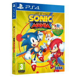 Sonic Mania Plus [ENG] (nowa) (PS4)