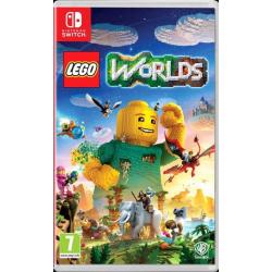 LEGO WORLDS [POL] (używana) (Switch)