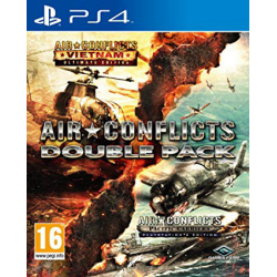 Air Conflicts Double Pack [ENG] (używana) (PS4)